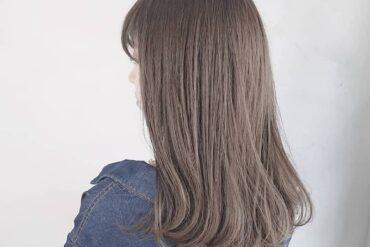 亞麻啡內捲髮