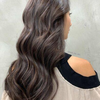 整齊長捲髮復古look Hair By Aki