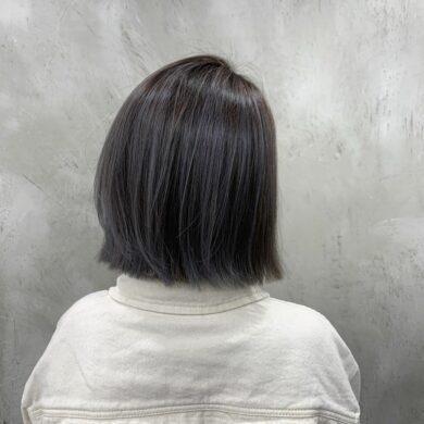 簡約風髮尾層次bob頭 Adow Hair