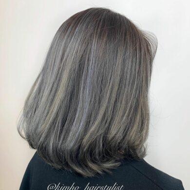 C形內捲鬆軟飽滿 Kimho2.0 Hairstylist